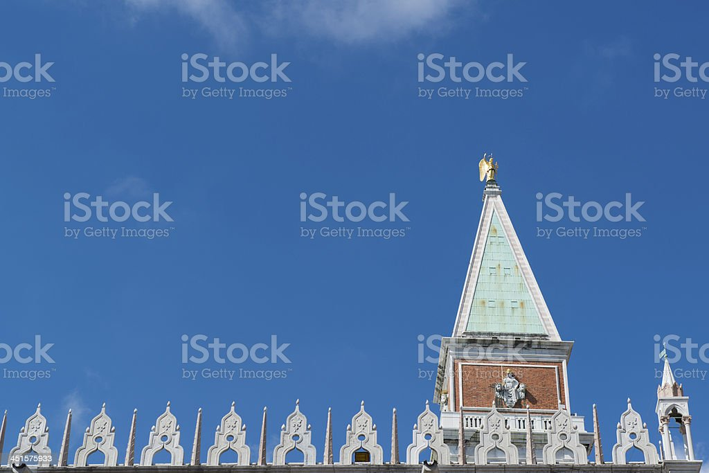 San Marco Venice royalty-free stock photo