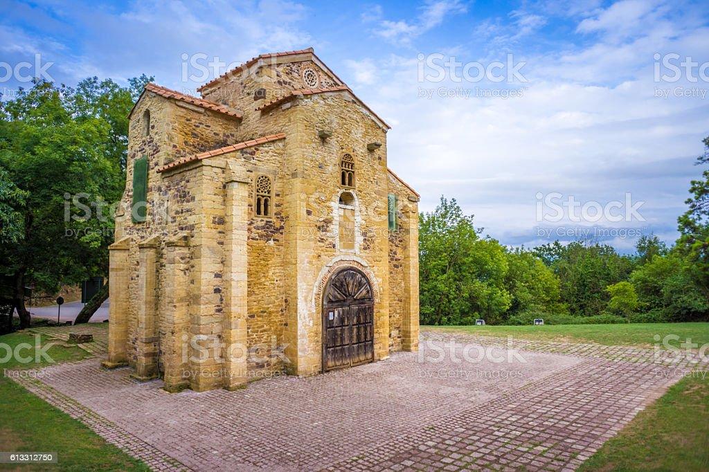 San Miguel de Lillo stock photo