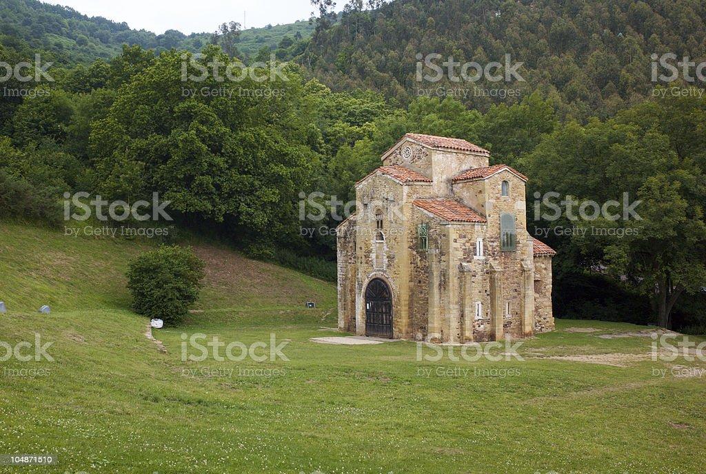 San Miguel stock photo