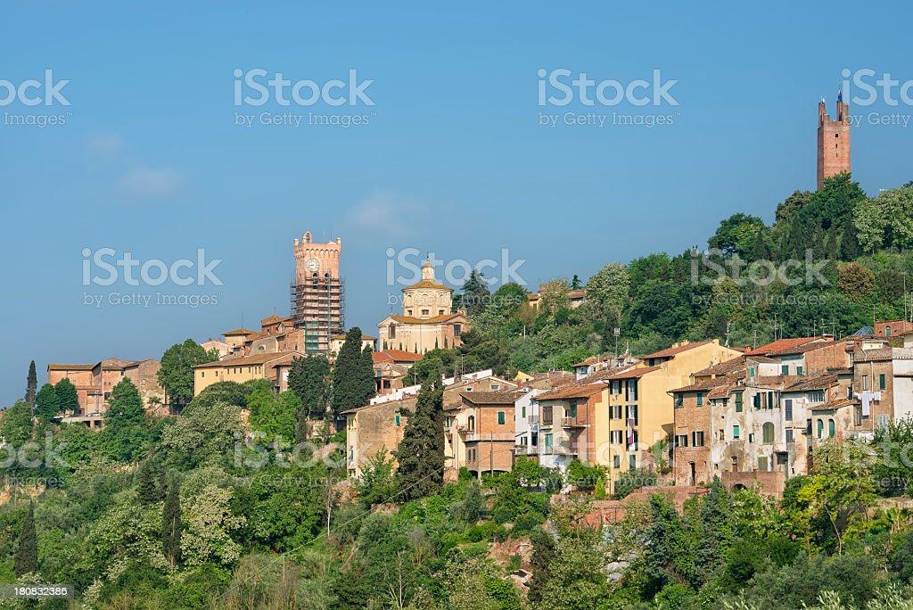San Miniato stock photo