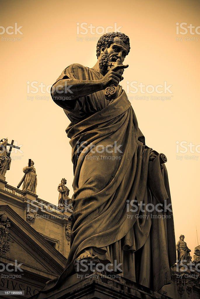 san pietro royalty-free stock photo