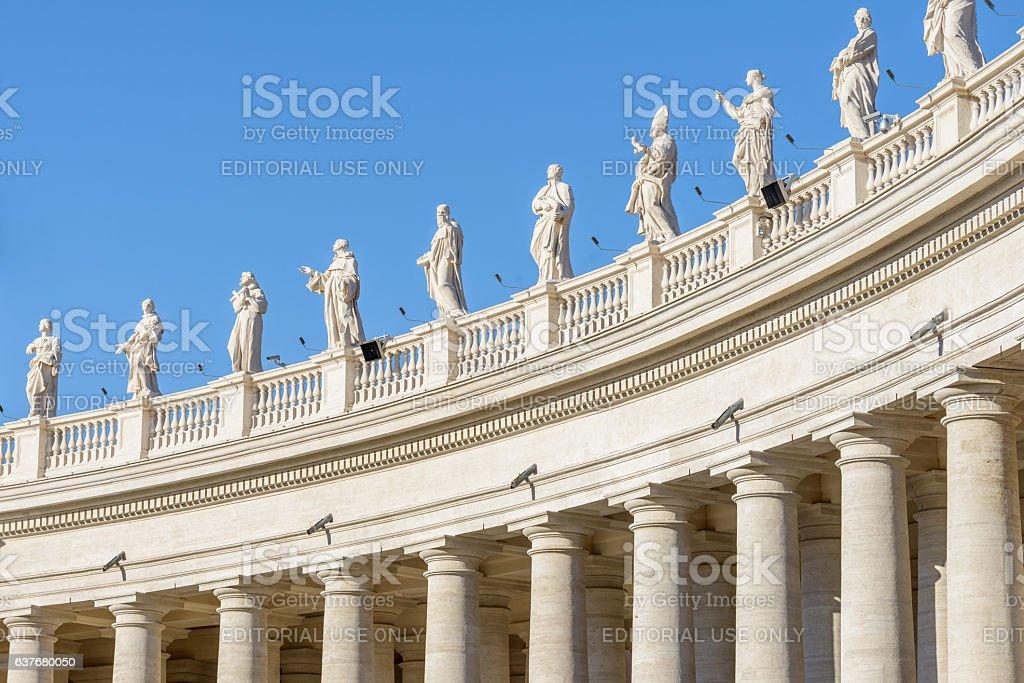 San Pietro stock photo