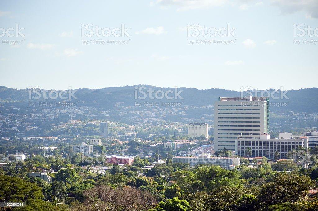 San Salvador stock photo