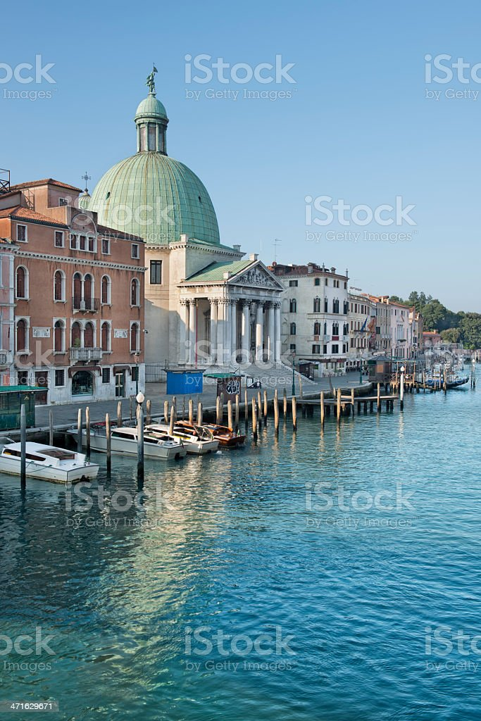San Simeon Piccolo royalty-free stock photo