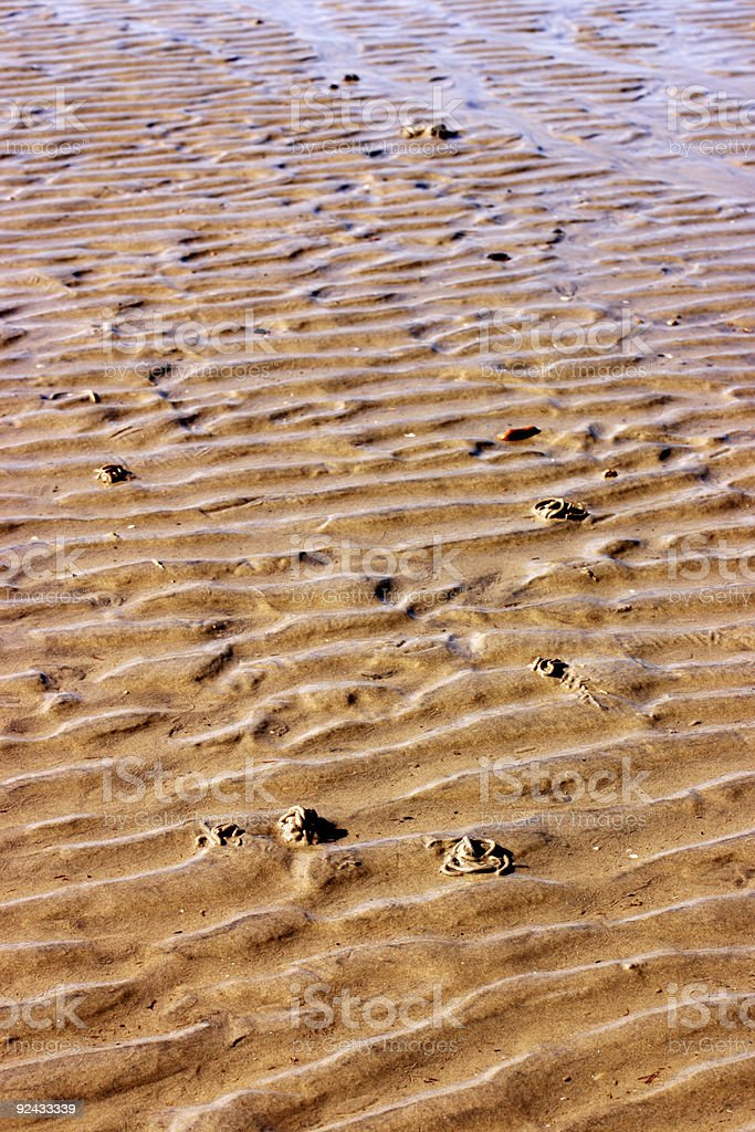 Sand 1 royalty-free stock photo