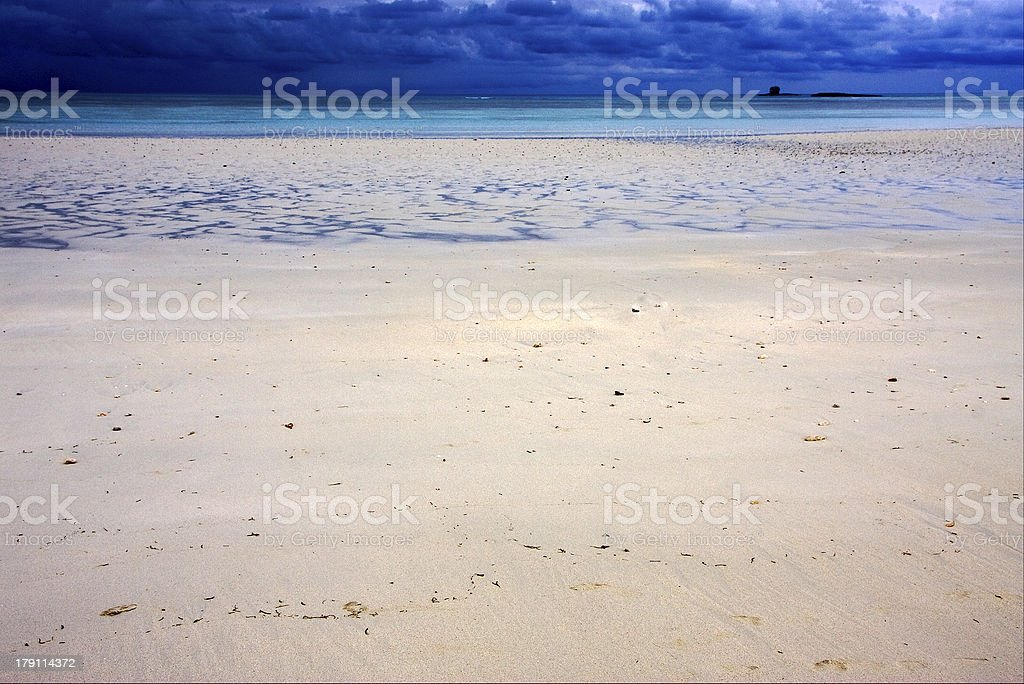 sand and   isle royalty-free stock photo