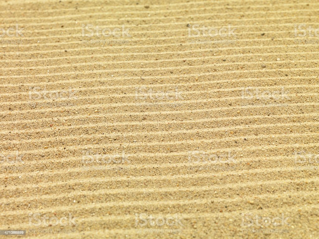 Sand Background (Click for more) royalty-free stock photo