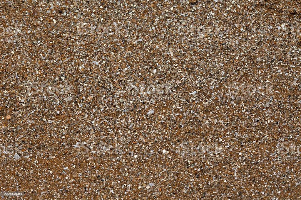 Sand background stock photo