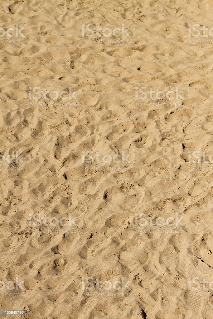 Sand Backgrounds on Beach stock photo