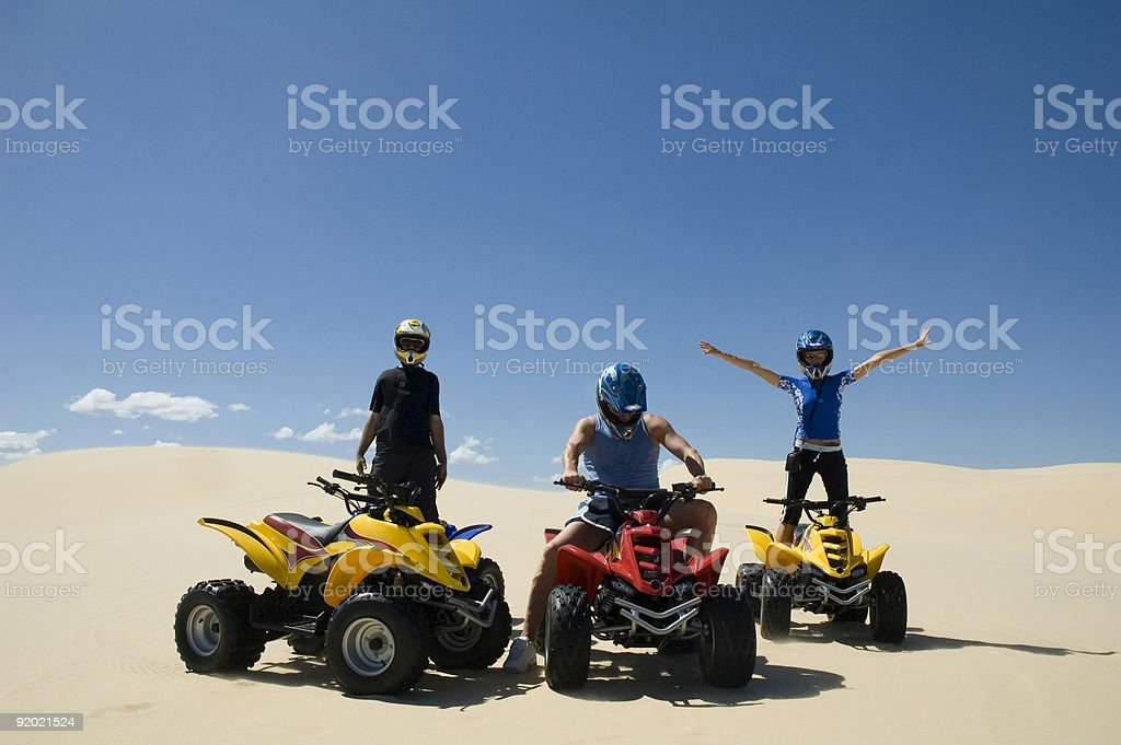Sand Buggy royalty-free stock photo