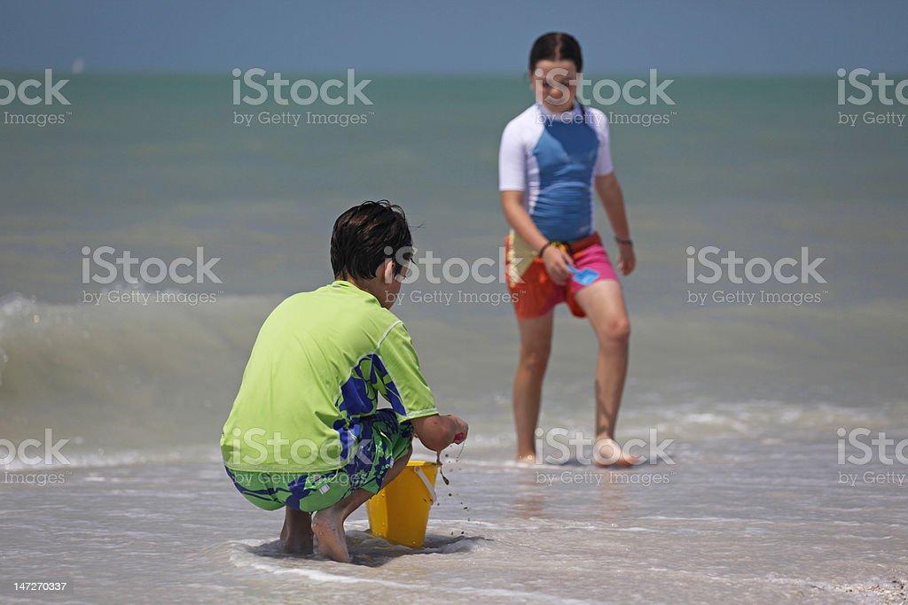 Sand Create royalty-free stock photo