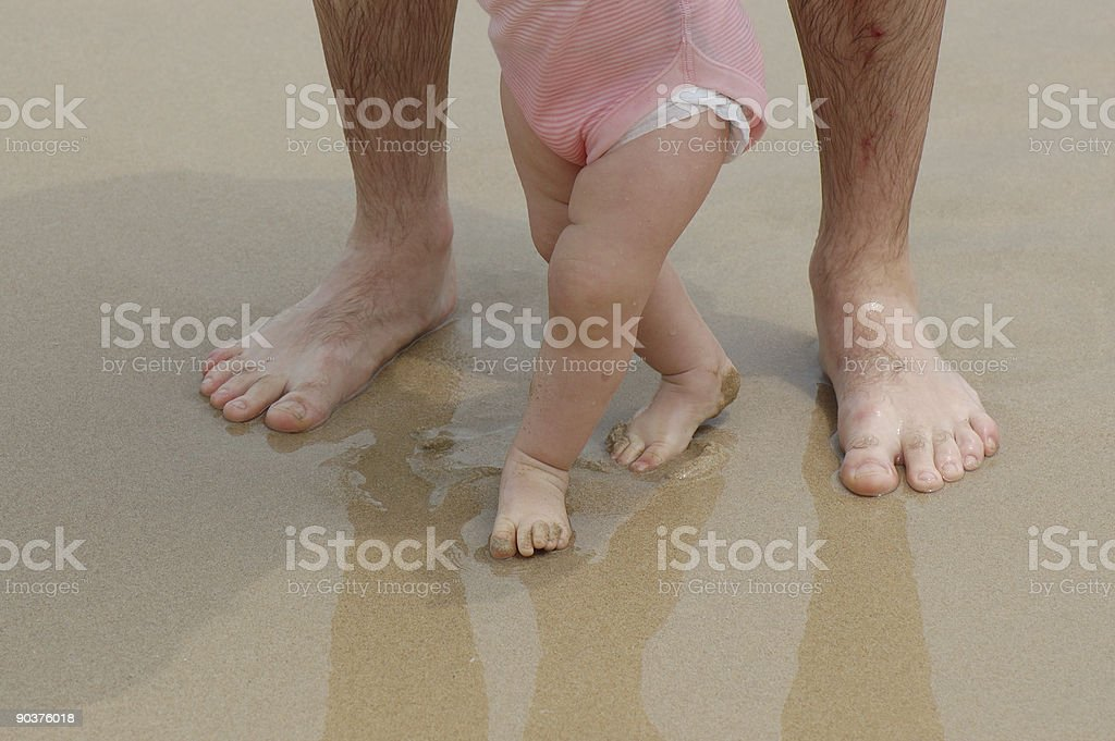 sand dance royalty-free stock photo