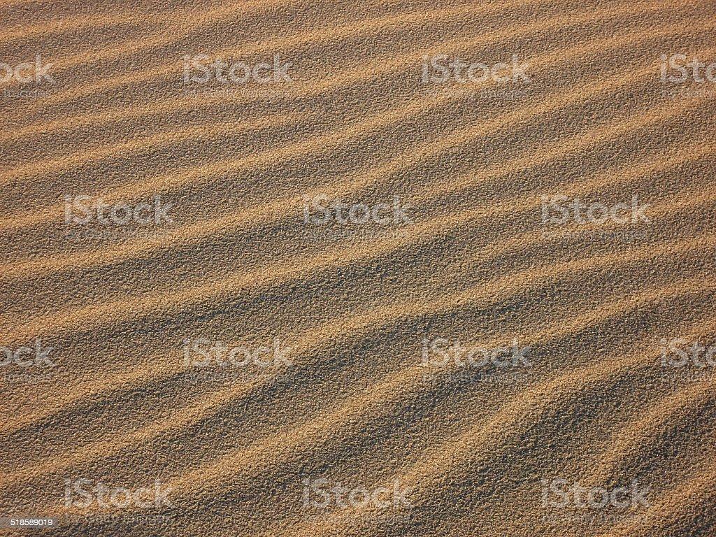 sand dune pattern royalty-free stock photo