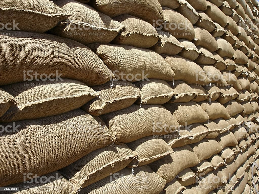 sand everywere but no beach royalty-free stock photo