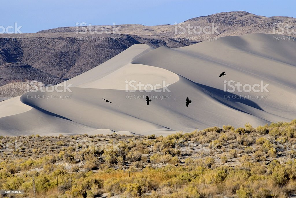 Sand Mountain stock photo