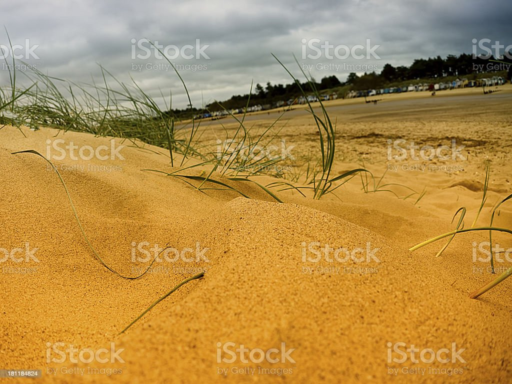 Sand of time stock photo