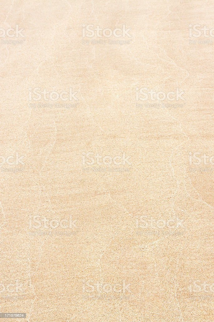 Sand on the beach background, copy space stock photo
