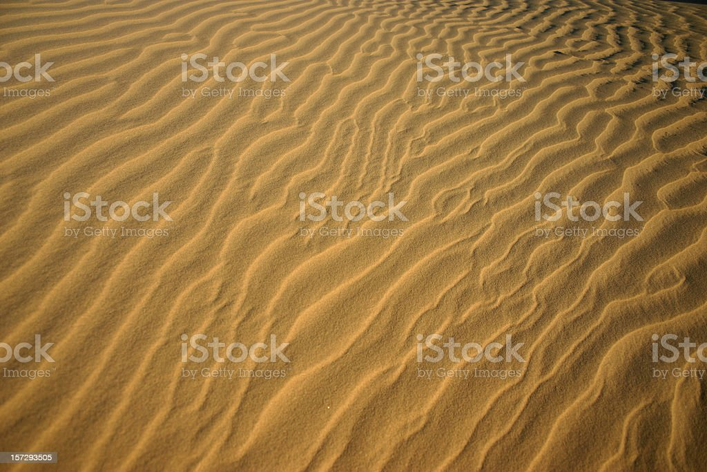 Sand royalty-free stock photo