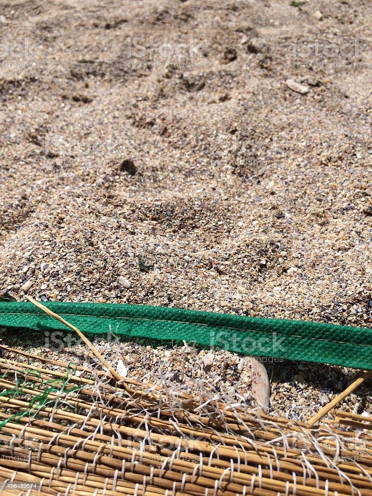 Areia foto royalty-free