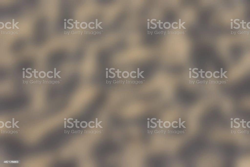 Textura de foco suave de areia foto royalty-free
