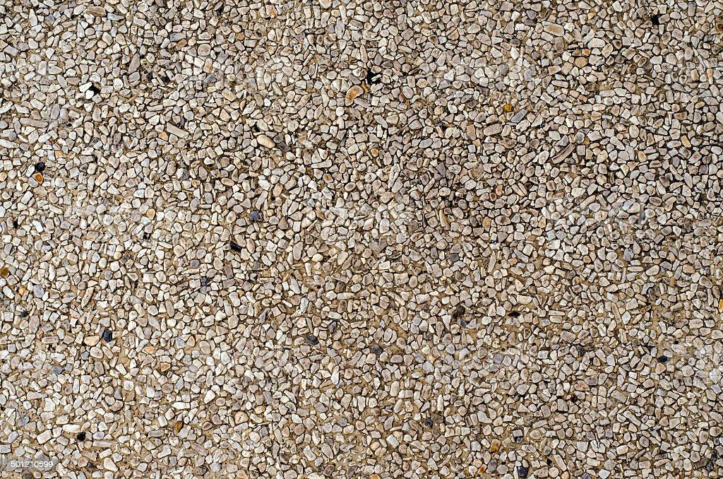 Sand stone floor stock photo