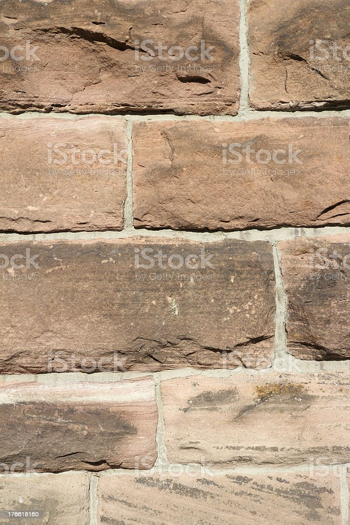 sand stone wall surface royalty-free stock photo