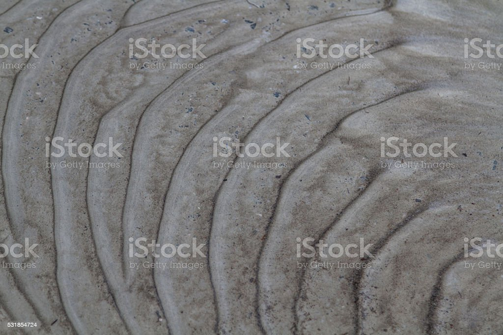 sand structures stock photo
