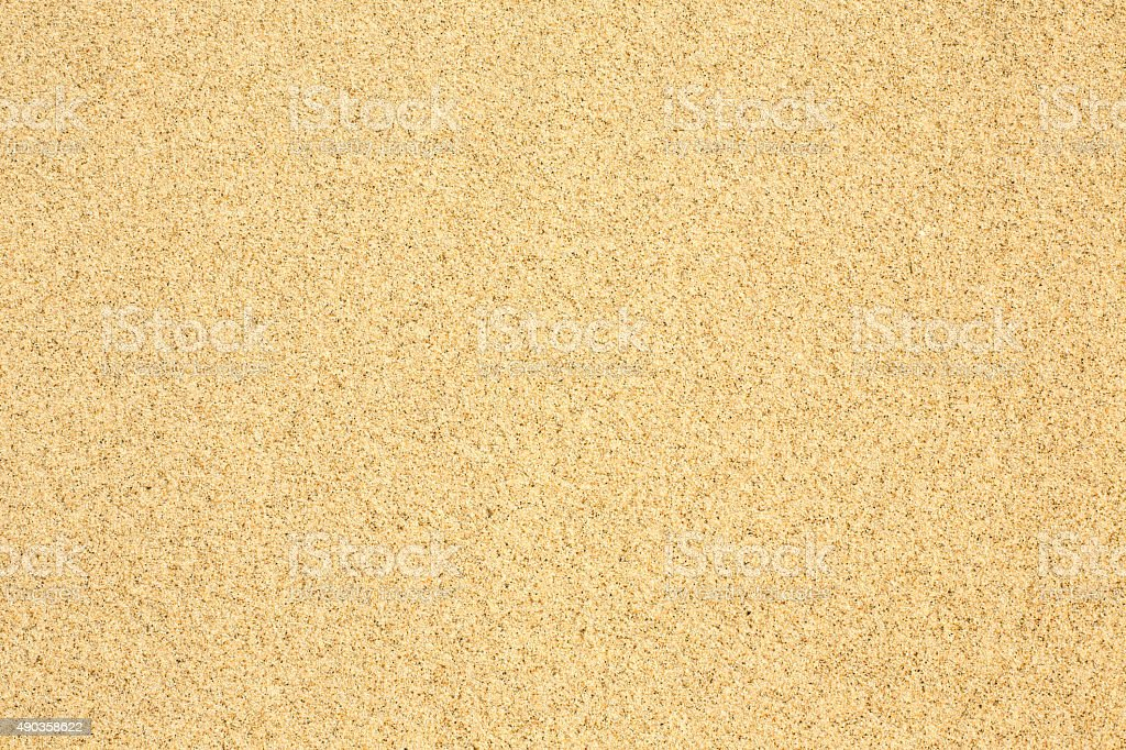 Sand Texture Background. stock photo