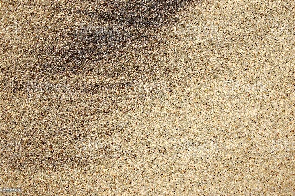 sand texture #7 royalty-free stock photo