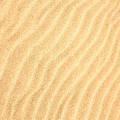 Sand Texture Square Background