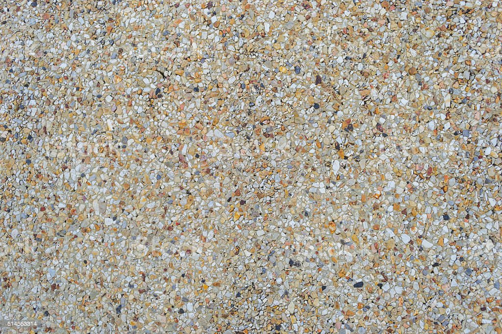 sand with cement floor texture for use background stock photo
