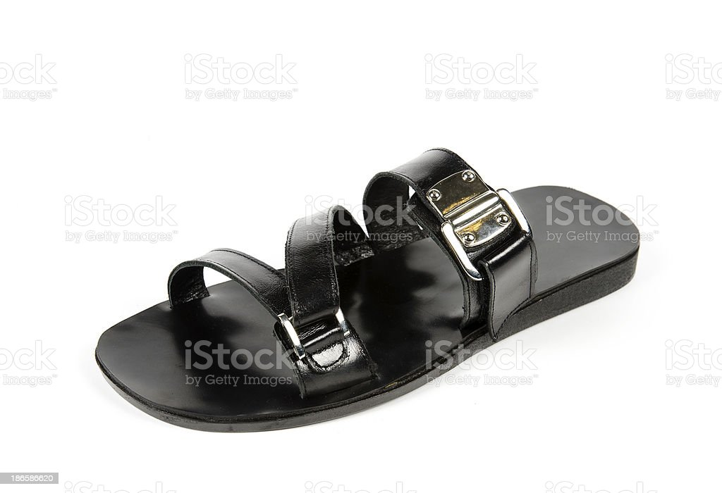 Sandal royalty-free stock photo