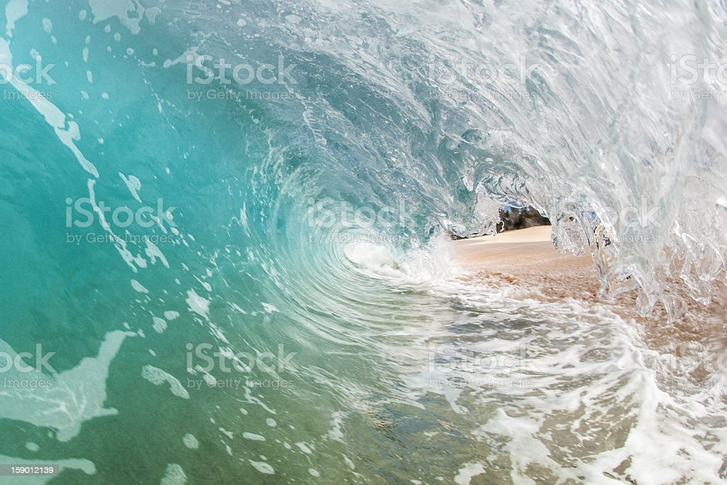 Sandblast royalty-free stock photo