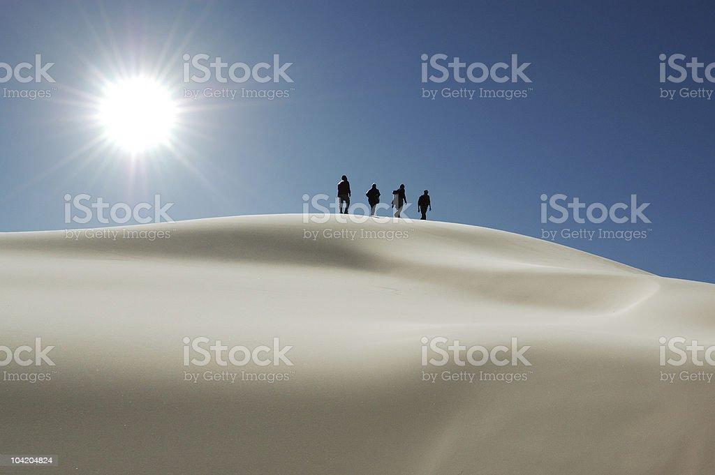 Sanddune royalty-free stock photo