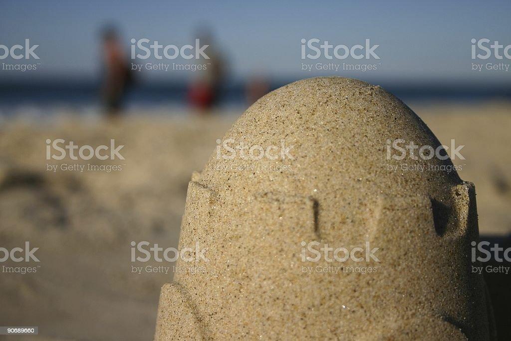 sandor beach three royalty-free stock photo