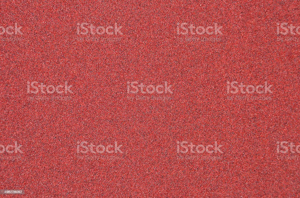 Sandpaper background stock photo