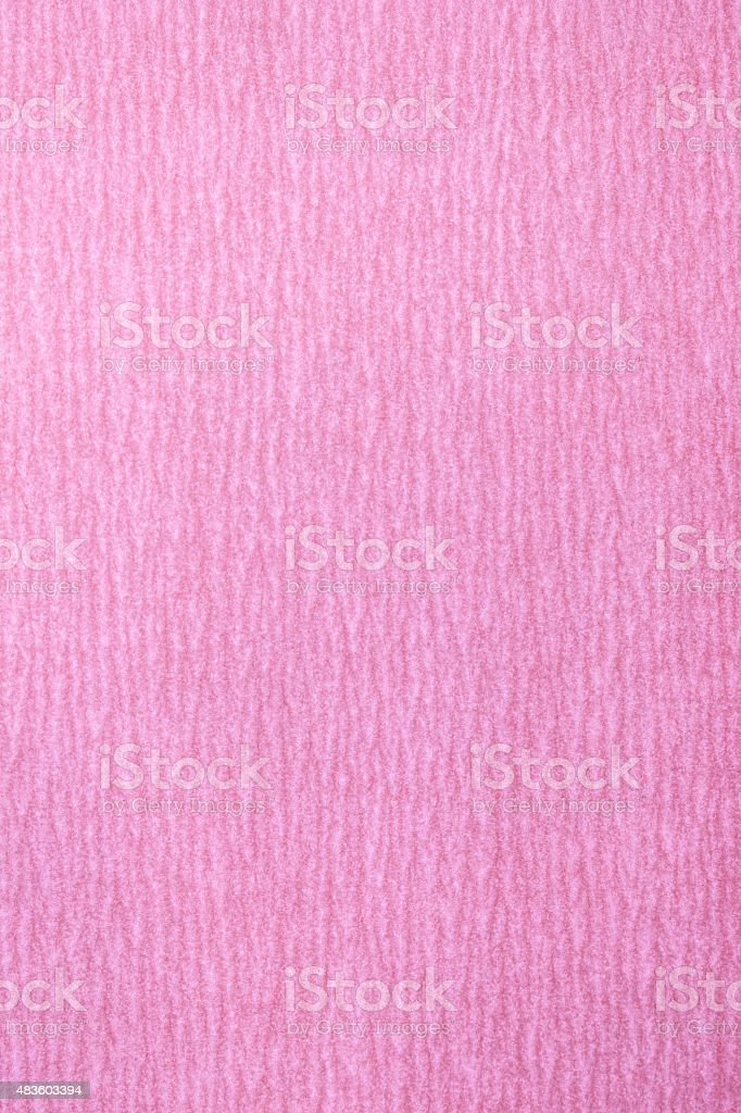 Sandpaper for background texture royalty-free stock photo