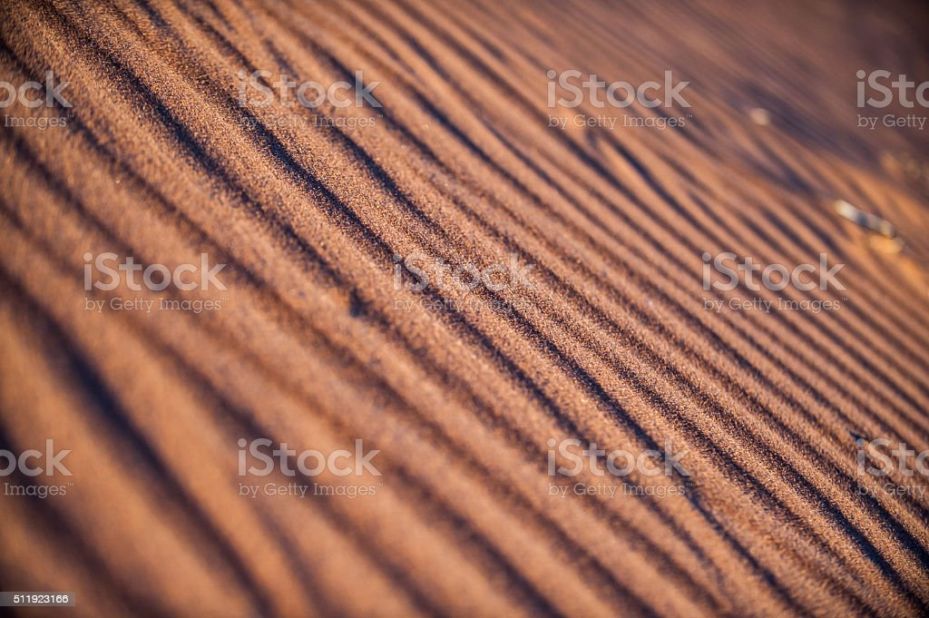 Sands of Lines stock photo