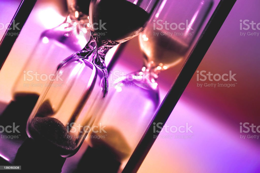 sands of time 2 royalty-free stock photo