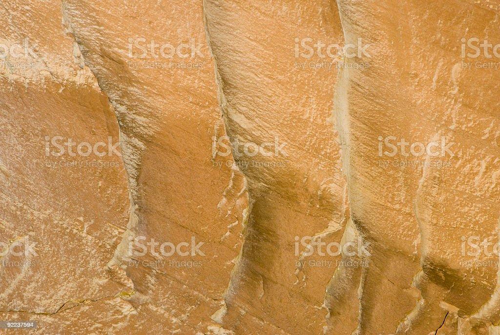 sandstone patterns 5 royalty-free stock photo