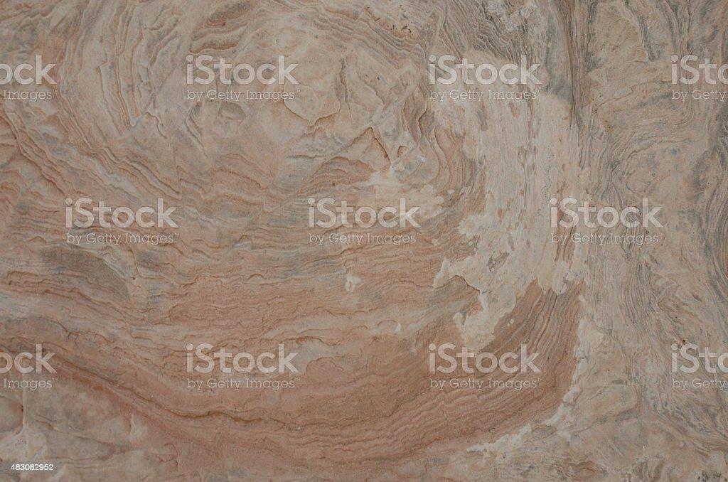 Sandstone Swirl Background stock photo