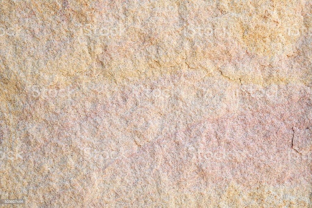 Sandstone texture unique background. stock photo