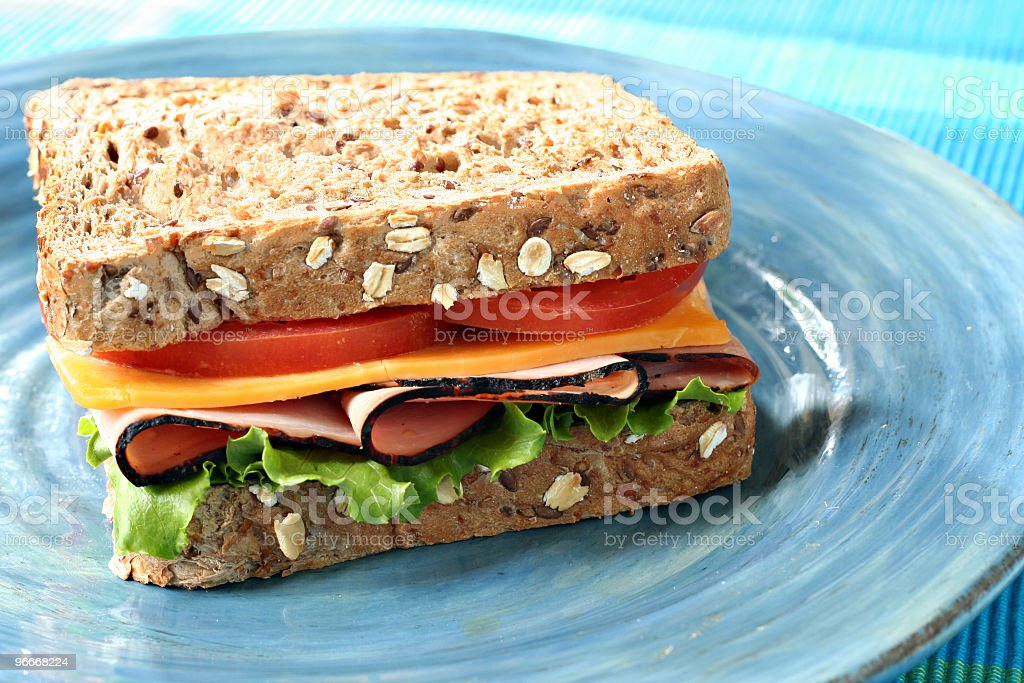 Sandwhich royalty-free stock photo