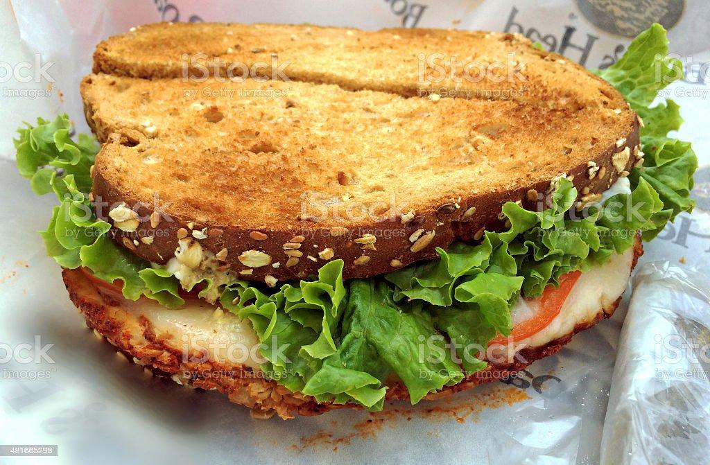Sandwich / Food royalty-free stock photo
