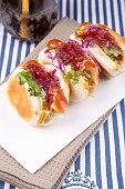Sandwich - Korean style food