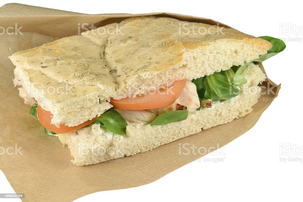 サンド、チキンストリップス債です。 ロイヤリティフリーストックフォト