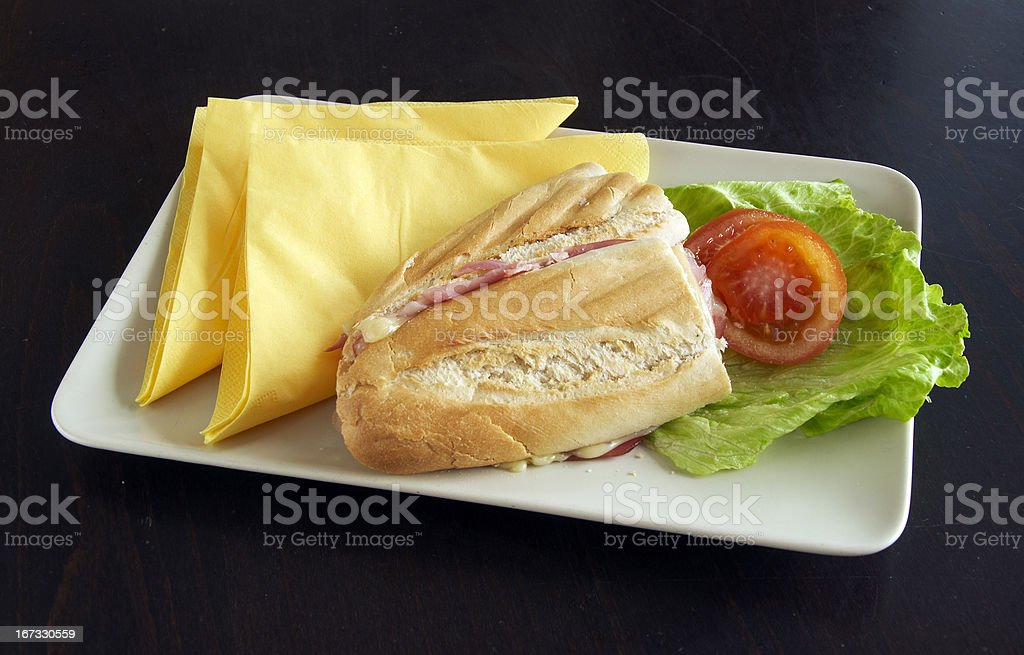 panini royalty-free stock photo