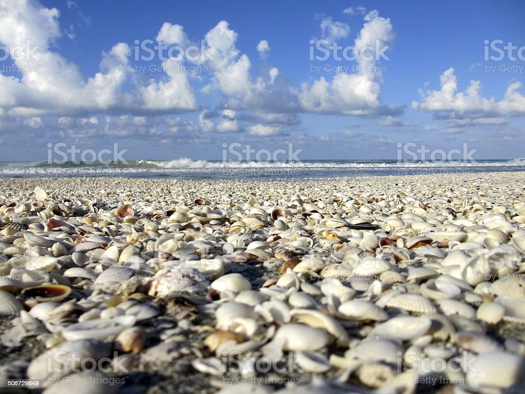 Sanibel Island Florida stock photo