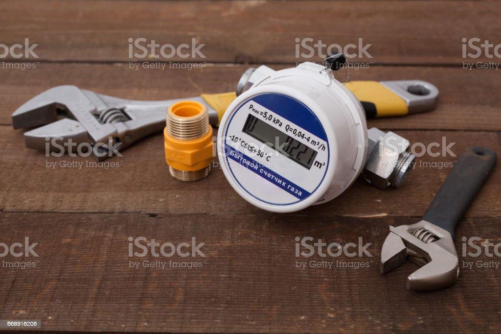 Sanitary equipment. stock photo