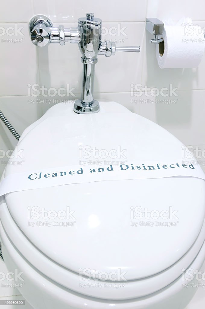 Sanitary Ware Bathrooท white toilet on white stock photo